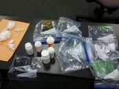 Trafic de droguri la Turda și Florești