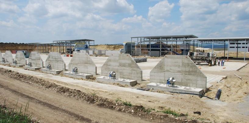 Încă un pas spre realizarea Centrului de Deșeuri pentru județul Cluj