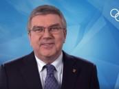 Mesaj pentru clujeni de la președintele Comitetului Olimpic Internațional