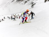 Salvamontiști clujeni premiați la Ski Alpinism Race 2017