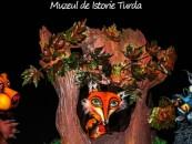 """Expoziția """"Muzeul Păpușilor"""" de la Teatrul """"Puck"""" la Turda"""