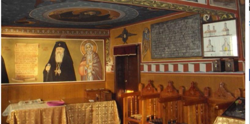 Slujba bilingvă, română-romani la o biserică din Turda