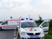 Grav accident de circulație, în weekend, în Turda