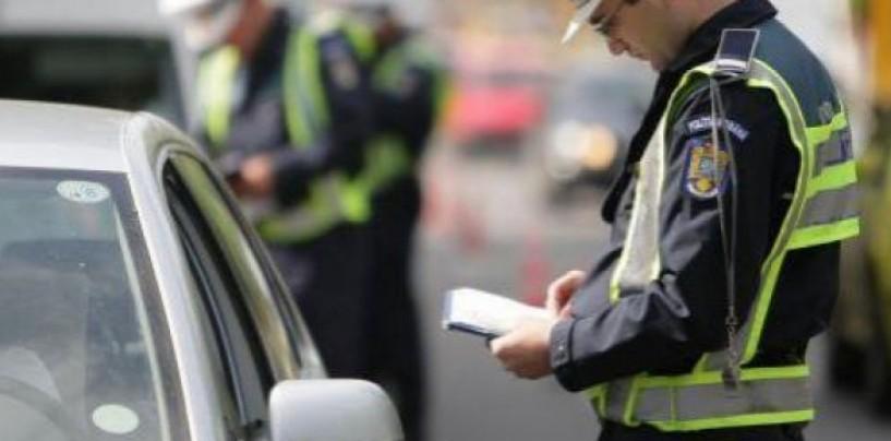 Riscă dosar penal pentru că a încercat să mituiască un polițist rutier