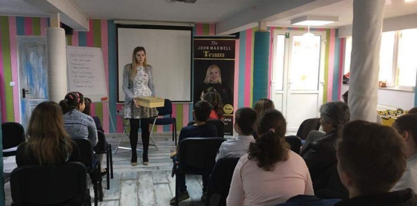 DE LA ELEVI PENTRU ELEVI – GLOBAL YOUTH INITIATIVE WEEK