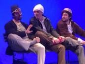 Radu Botar, sâmbătă pe scena teatrului din Turda. Insomniacii, o poveste despre condiția umană