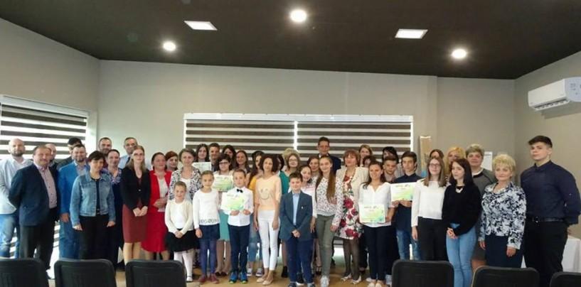 Premii Rotary pentru proiectele de mediu ale școlilor turdene