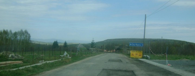 Mai mulți bani pentru drumurile județene din Cluj