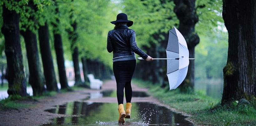 Ploi anunțate până la sfârșitul săptămânii