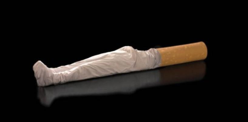 Filtrele la țigări fac fumatul mai periculos pentru sănătate