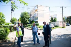 Administrația locală afirmă că schimbă fața Turzii încet dar sigur
