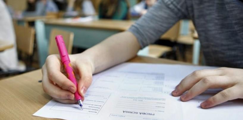 Au început examenele de Evaluare Națională pentru absolvenții claselor a VIII-a