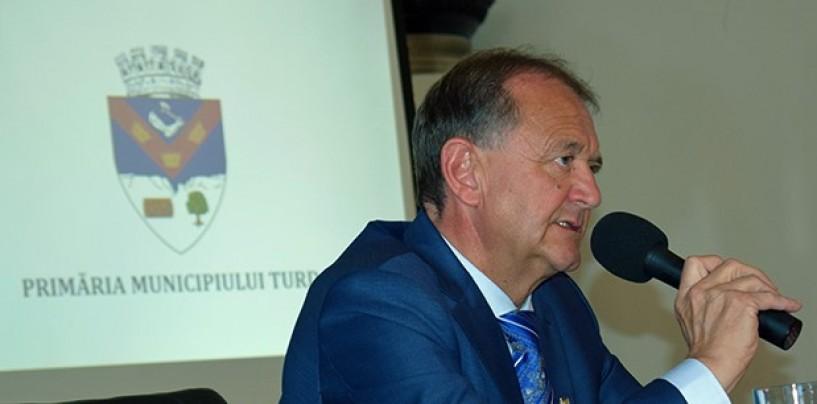 Trăznăile lui Cristian Matei. Ce vrea să construiască primarul Turzii în premieră