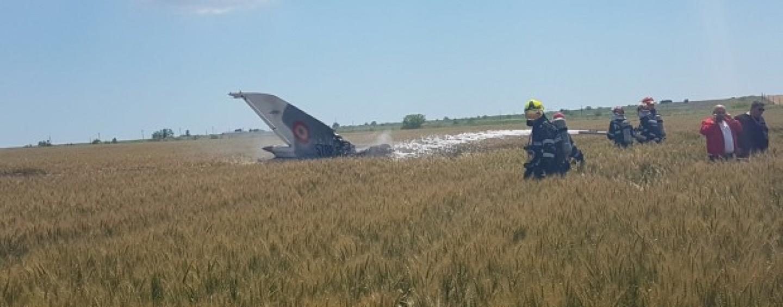 MIG prăbușit lângă Constanța. 5 MIG-uri prăbușite lângă Câmpia Turzii în ultimii 15 ani