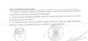 """""""Secretele publice"""" din contractul aprobat de autoritățile locale"""