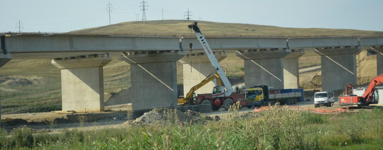 Accident mortal pe șantierul autostrăzii Sebeș-Turda