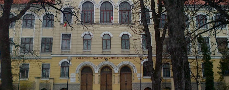 Colegiul Național Mihai Viteazu pe locul 5 în județ, la admiterea în licee