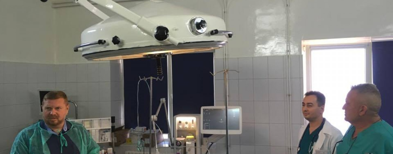 Câmpia Turzii: Administrația locală a cumpărat un aparat performant pentru anestezie generală