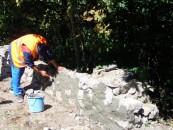 Lucrări de întreţinere pe DJ 107R Băişoara – staţiunea Muntele Băişorii