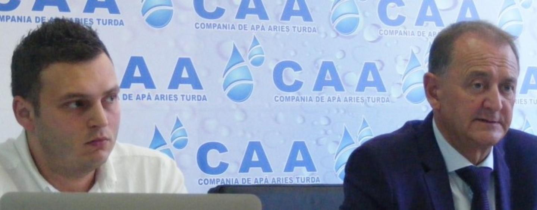 CAA scumpește apa. Reacția consumatorilor: o să fie mai ieftin să ne spălăm cu Borsec