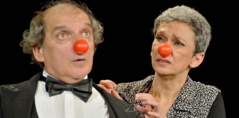 Oana Pellea și Sandu Gruia în festivalul de teatru de la Turda