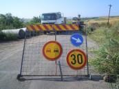 Au demarat lucrarile de intretinere pe drumul judetean 103G Ceanu Mic-Aiton