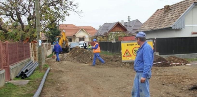Comuna Viişoara va contribui cu zeci de mii de euro la cofinanțarea proiectului de extindere a retelelor de apă din zonă