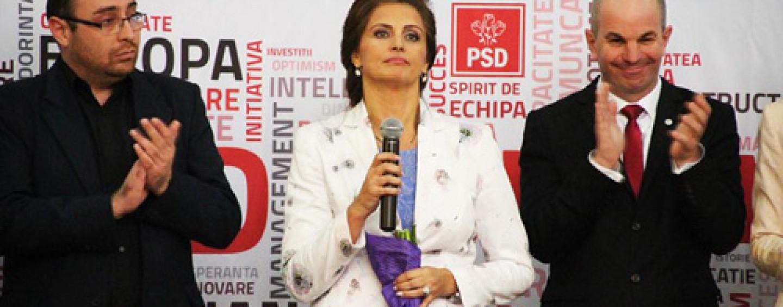Deputata PSD Cristina Burciu a votat împotriva autostrăzii Unirii