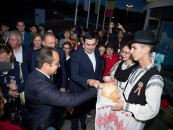 O delegație a Parlamentului European, în vizită la Turda