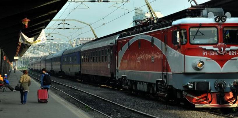 Studenții peste 26 de ani nu mai au gratuitate la transportul feroviar