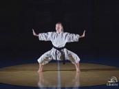 Sportivă din Turda convocată la lotul național de karate