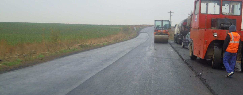 Noi suplimentări de fonduri pentru modernizarea drumurilor județene