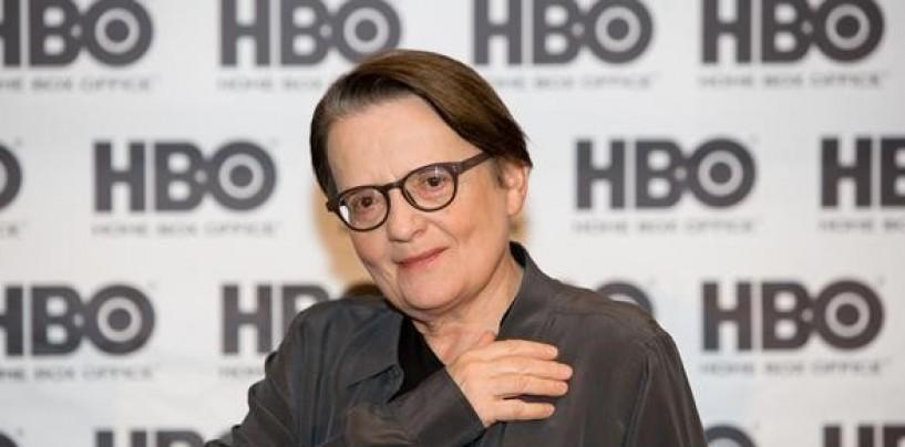 """Agnieszka Holland, regizoarea filmului """"Eclipsă Totală"""" sare în apărarea profesoarei Adela Stan"""