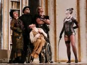 Primele reprezentații ale lunii octombrie la Teatrul Aureliu Manea Turda