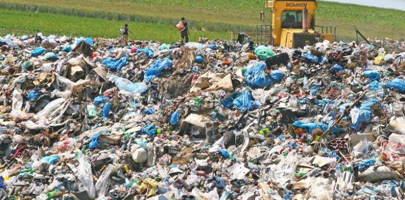 Închiderea ultimelor două rampe neconforme de deșeuri de la Câmpia Turzii și Dej