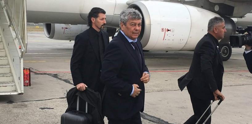 Naţionala României şi Turciei au ajuns azi pe aeroportul din Cluj