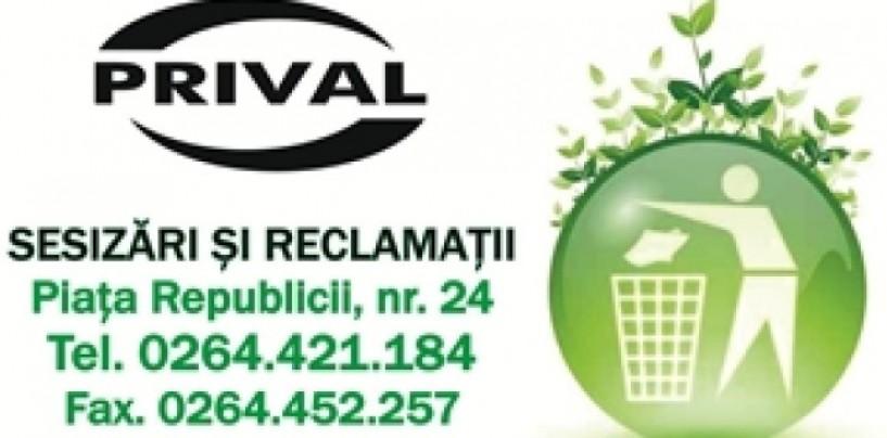 Comunicat Prival: În atenția cetățenilor din Municipiului Turda