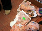 Alimente expirate și amenzi la alimentarele din Turda