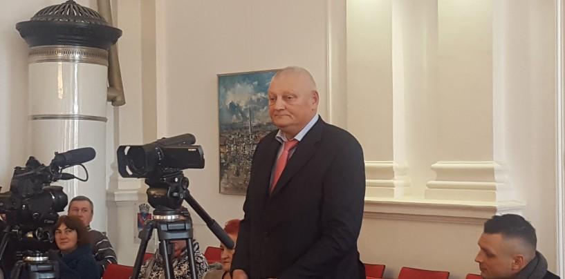 Profesorul de sport Alexandru Lazăr a devenit cetăţean de onoare al Turzii