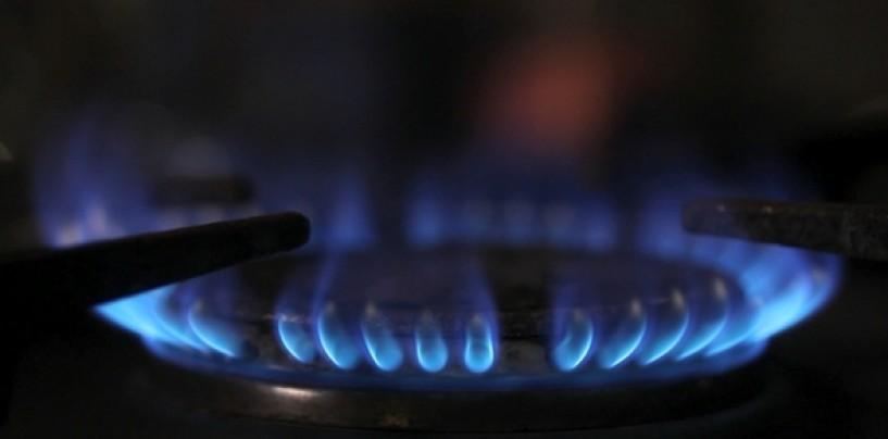 Creşte preţul gazelor naturale din 10 ianuarie