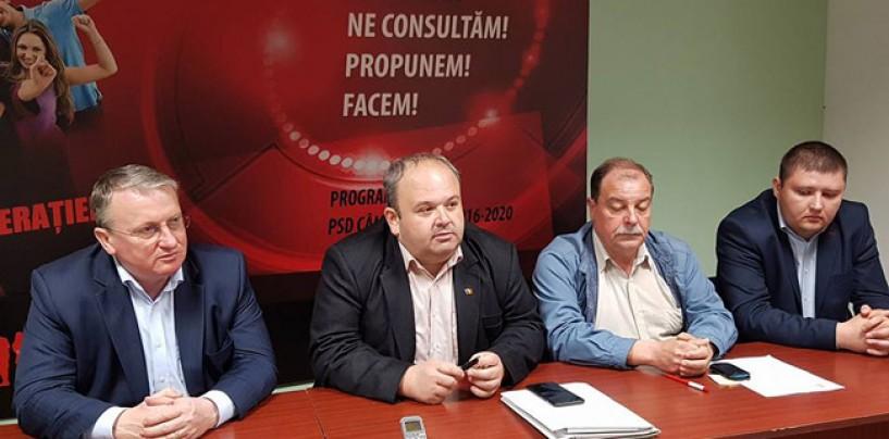 PSD Câmpia Turzii: Mergem spre viitor dar privind spre trecut. Lojigan s-a gândit să le strice socotelile