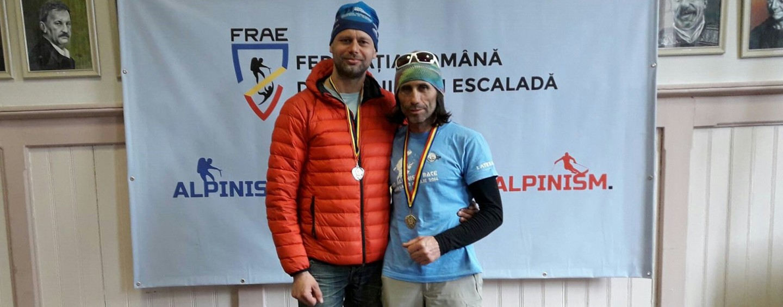Salvamontiști clujeni sunt campioni naționali la schi