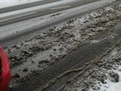 Judeţul Cluj nu are drumuri închise din cauza zăpezii. Vezi situaţia în ţară