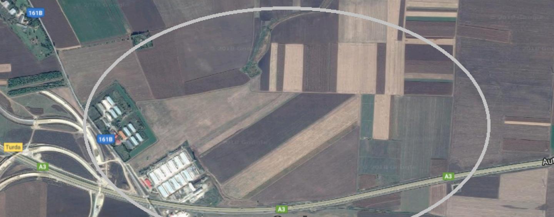 """Începe """"bătălia pentru pământuri"""". Sunt vizate terenurile din Băi și de lângă Autostrada Transilvania"""