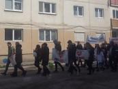 Marş pentru Viaţă la Turda
