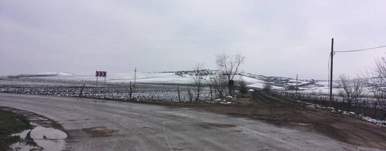 Armata s-a plimbat cu tancurile pe drumul Bogata Călărași. CJ face verificări