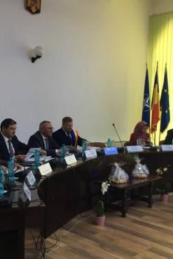 Câmpia Turzii pregătită pentru parteneriate economice cu Congo și Iran