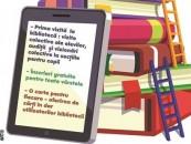 Permise şi cărţi gratuite la biblioteca judeţeană