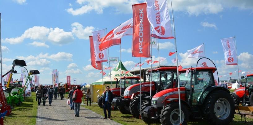 Târgul internaţional de agricultură se deschide miercuri la Cluj