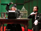 Final bogat de lună la teatrul din Turda